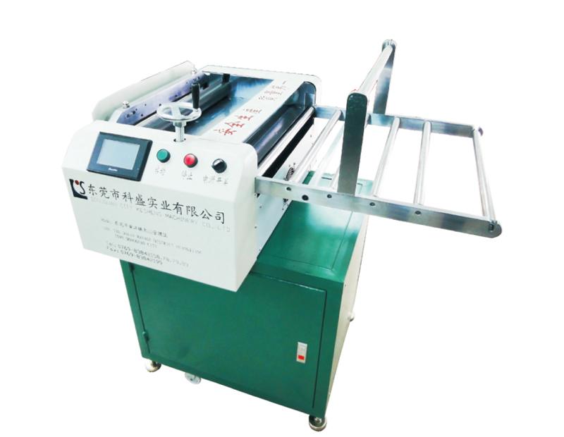 硅胶数控切条机