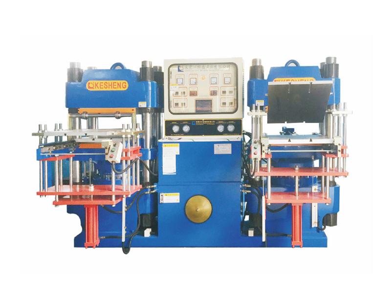 高精密度双油泵全自动前顶2RT开模油压ope体育注册
