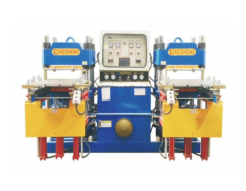 KSH 100-2000(Tons) 高精密度双油泵全自动前顶3RT开模油压ope体育注册