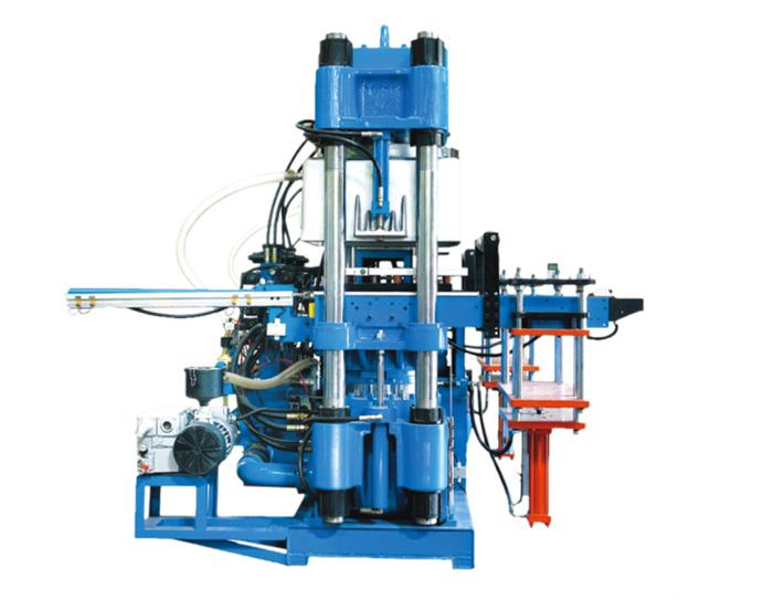 高精密度双油泵全自动快速真空前顶2RT开模油压硫化机