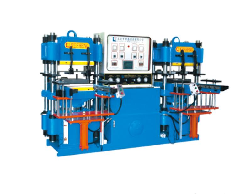 High-precision double-oil pump full-automatic quick-suspension hydraulic molding