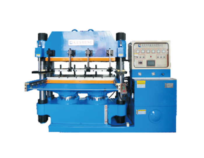 500Ton Double Piston Suspended Hydraulic Forming Machine